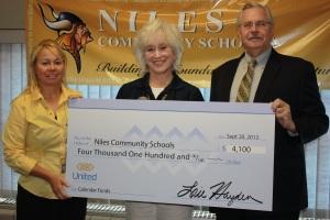 Niles check presentation 2013